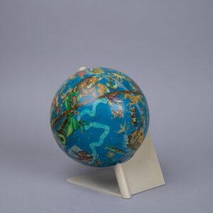 Karttapallo tähtitaivas