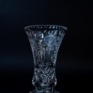 Kristallimaljakko Riihimäen Lasi