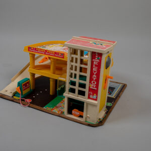 Fisher Price parkkitalo