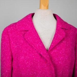 Finn-Flare jakku, Metsovaara kangas